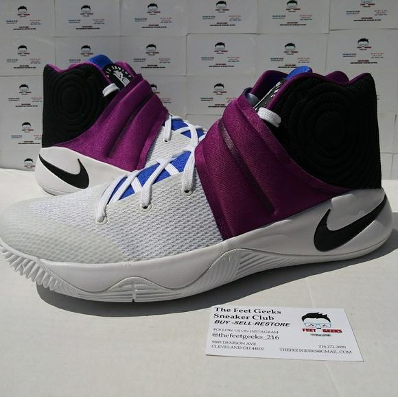 545f711c0c98 Nike Kyrie 2 Huarache Men s Shoes Size 13